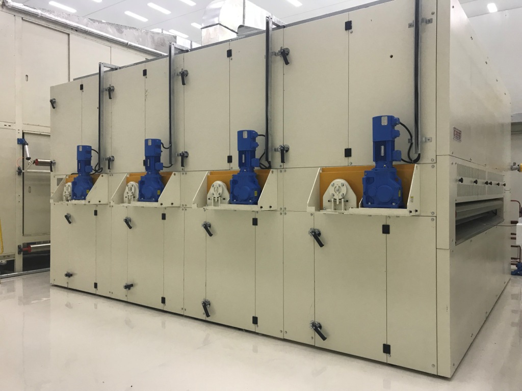 CLWR140圆网烘干机